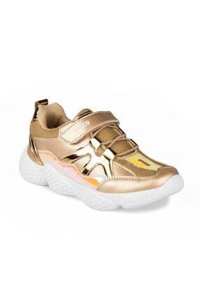 Vicco 346.F19K.133 Altın Kız Çocuk Koşu Ayakkabısı 100578730