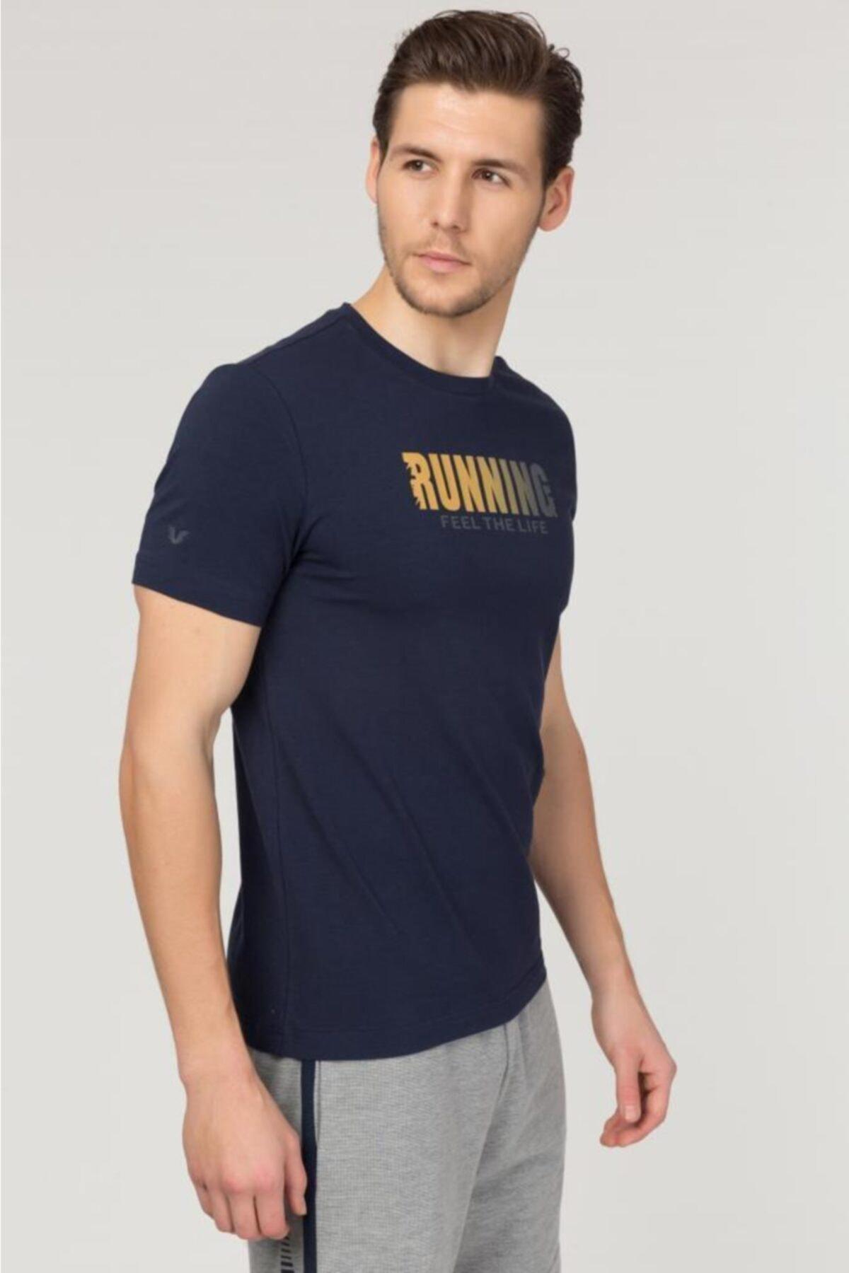 bilcee 1681 Erkek Örme Tshirt Tb19mf07s1681-1 2
