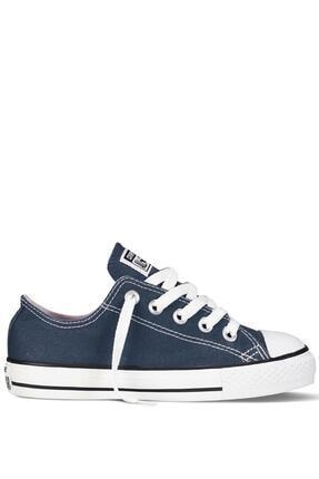 converse Chuck Taylor All Star Çocuk Lacivert Sneaker (3j237c)