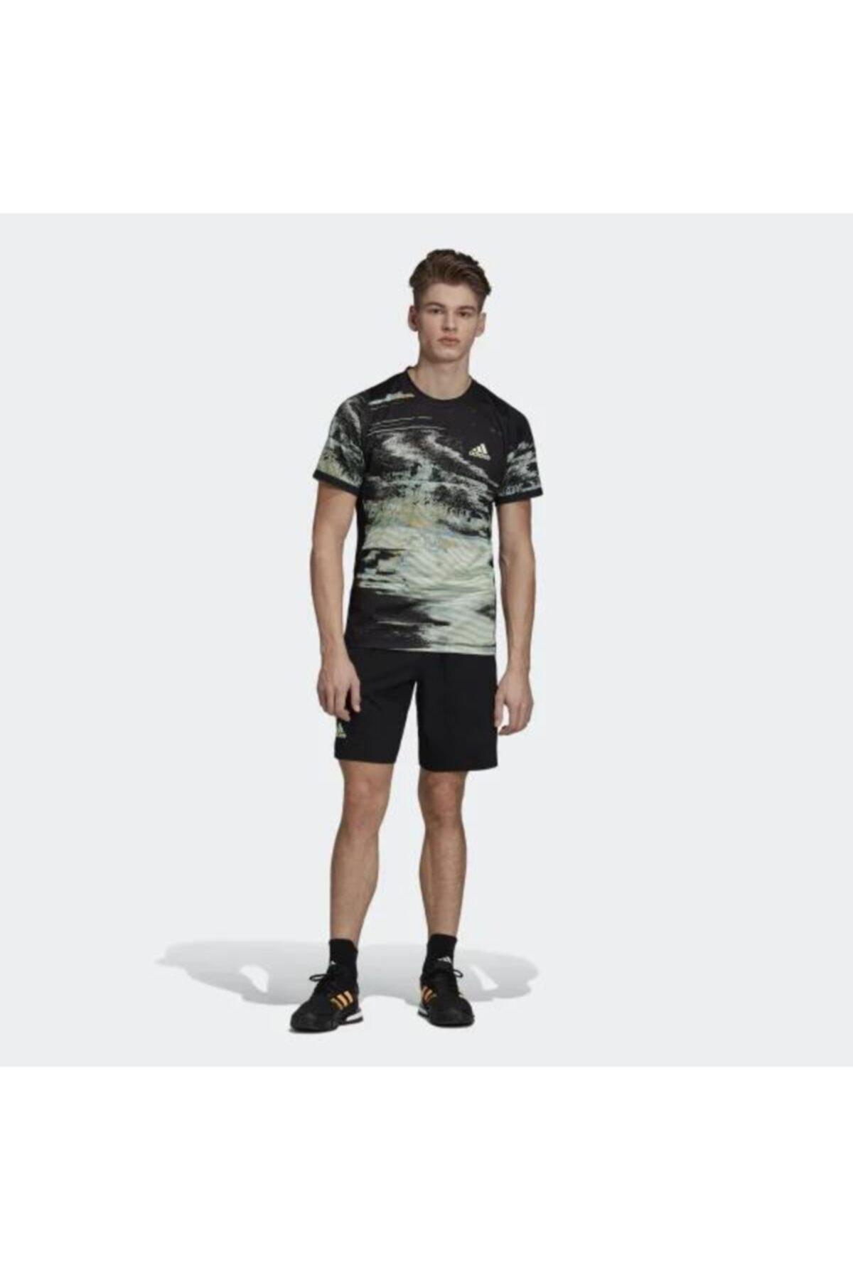 adidas Dx4322 Erkek New York Tişört 1