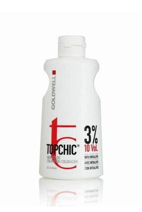 GOLDWELL Topchic Oksidan Krem %3 10 Vol 1000 ml