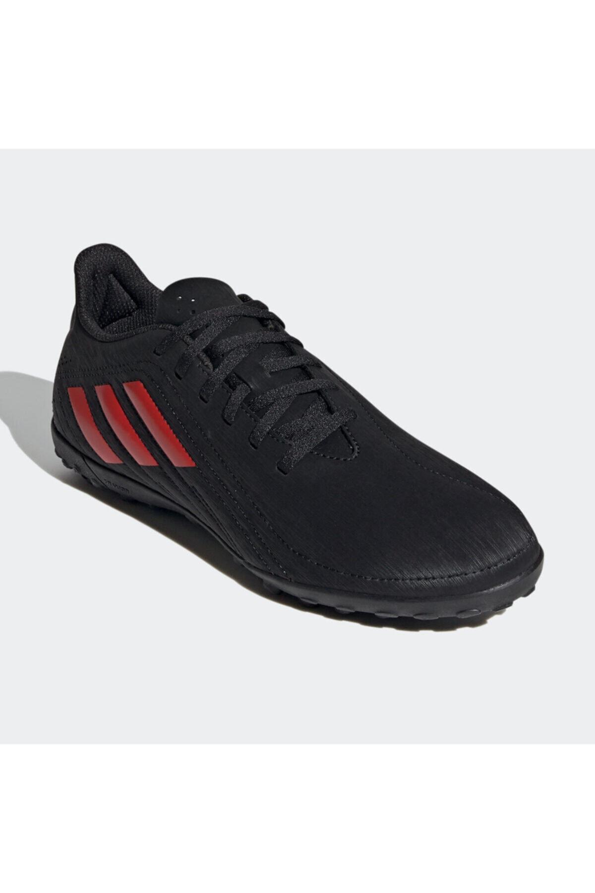 adidas DEPORTIVO TF Siyah Erkek Halı Saha Ayakkabısı 100663972 1