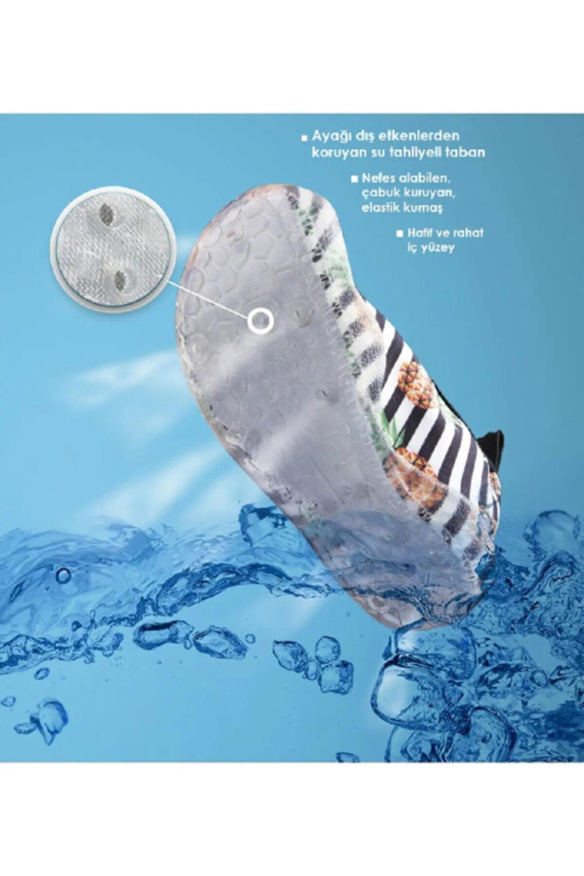 Newborn Deniz Ayakkabısı Abc 2