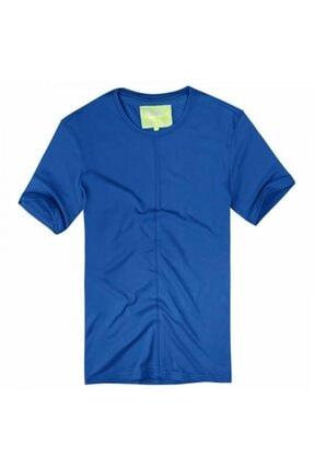 Exuma 361211 Royal Saks Mavi Erkek T-shırt