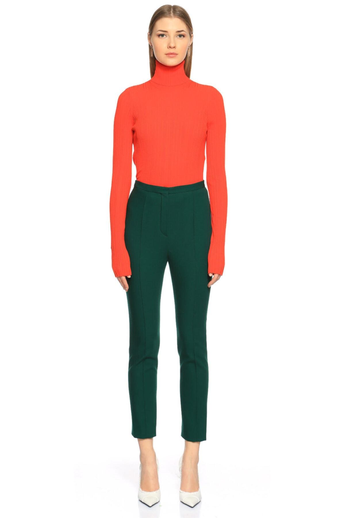 Lanvin Yeşil Pantolon 2