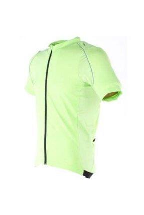 Exuma 141204 Yeşil Bisiklet Forma