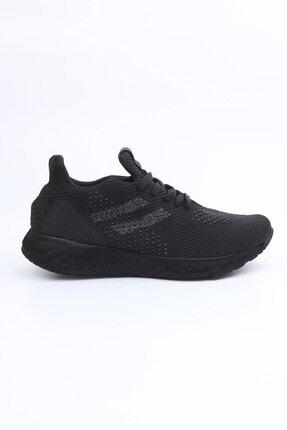 LETOON Unisex Siyah Günlük Ayakkabı 4850