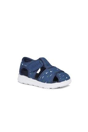 Vicco Bumba Erkek Bebe Lacivert Sandalet