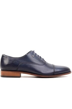 MARCOMEN - Lacivert Erkek Klasik Ayakkabı
