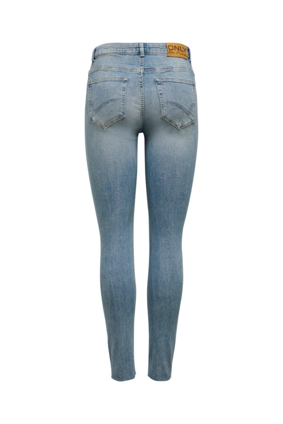 Only Carmen Lıfe Reg Kadın Jeans 15208306 2