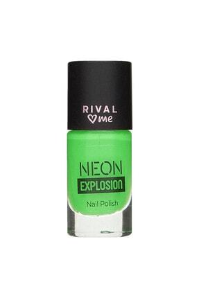 Rival Loves Me Oje No:05 Neon Radioactive 8 mı