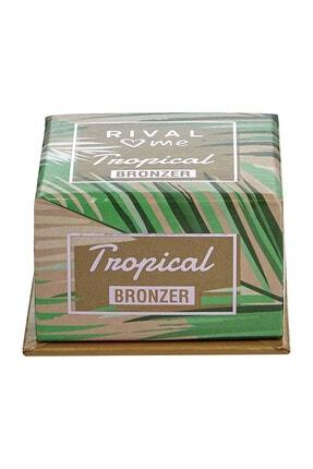 Rival Loves Me Tropikal Bronzer No:01 Waikiki 6 Gr