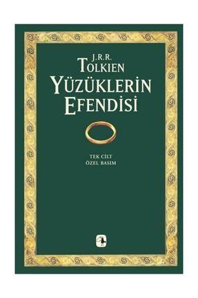 Metis Yayıncılık Yüzüklerin Efendisi Tek Cilt Özel Basım John Ronald Reuel Tolkien