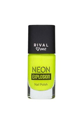 Rival Loves Me Oje No:01 Neon Sunny Side 8 Ml