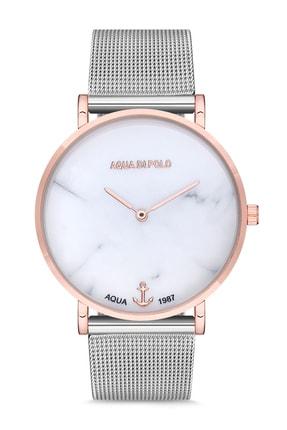 Aqua Di Polo 1987 Apl99b5219h05 Kadın Hasır Kol Saati