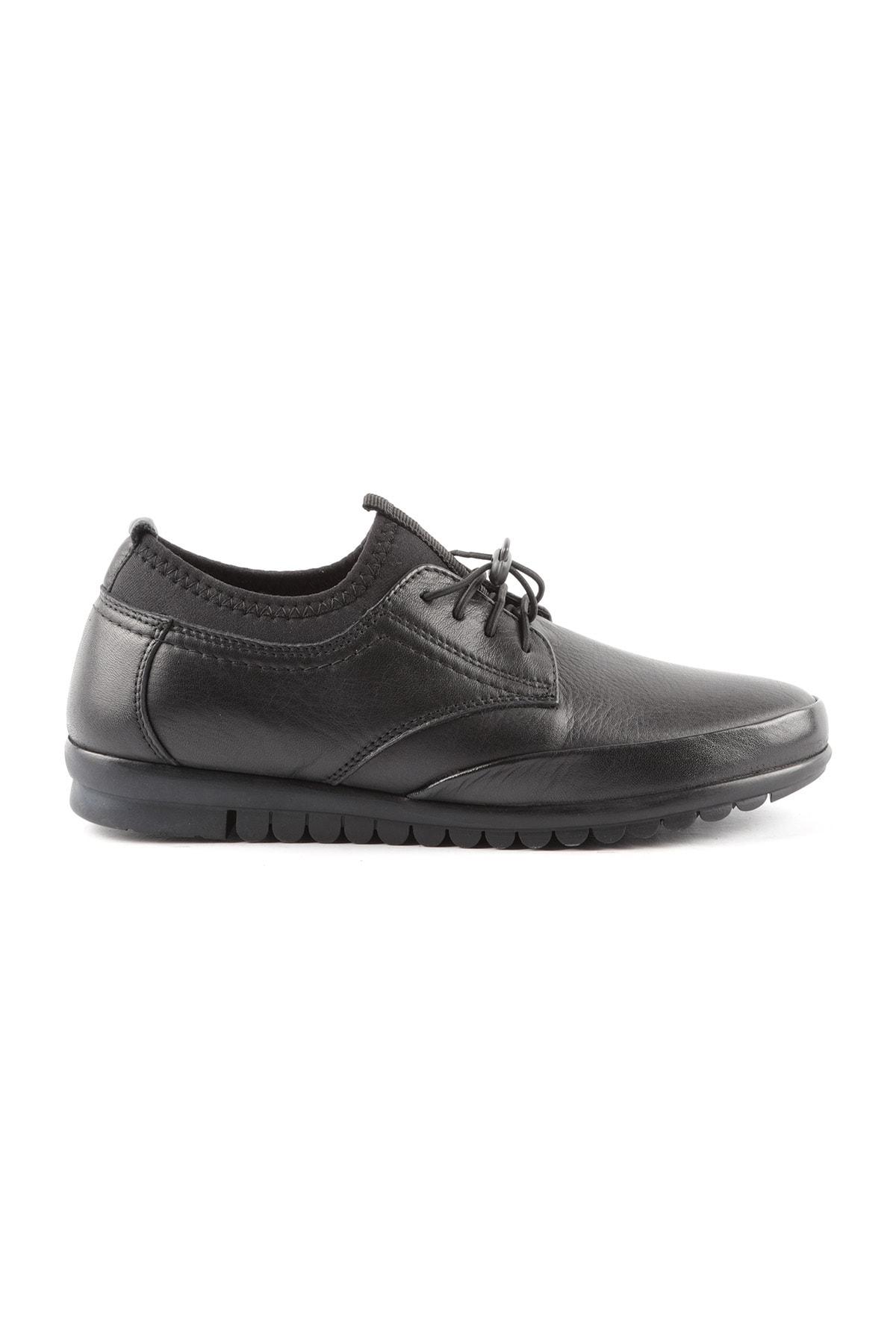 Libero Kadın Siyah Bağıcıklı Spor Ayakkabı 5074 2