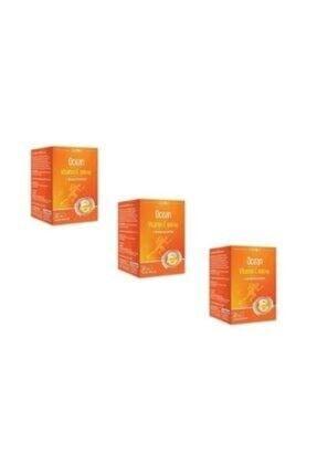 Ocean C Vitamini 30 Tb . 3 Adet