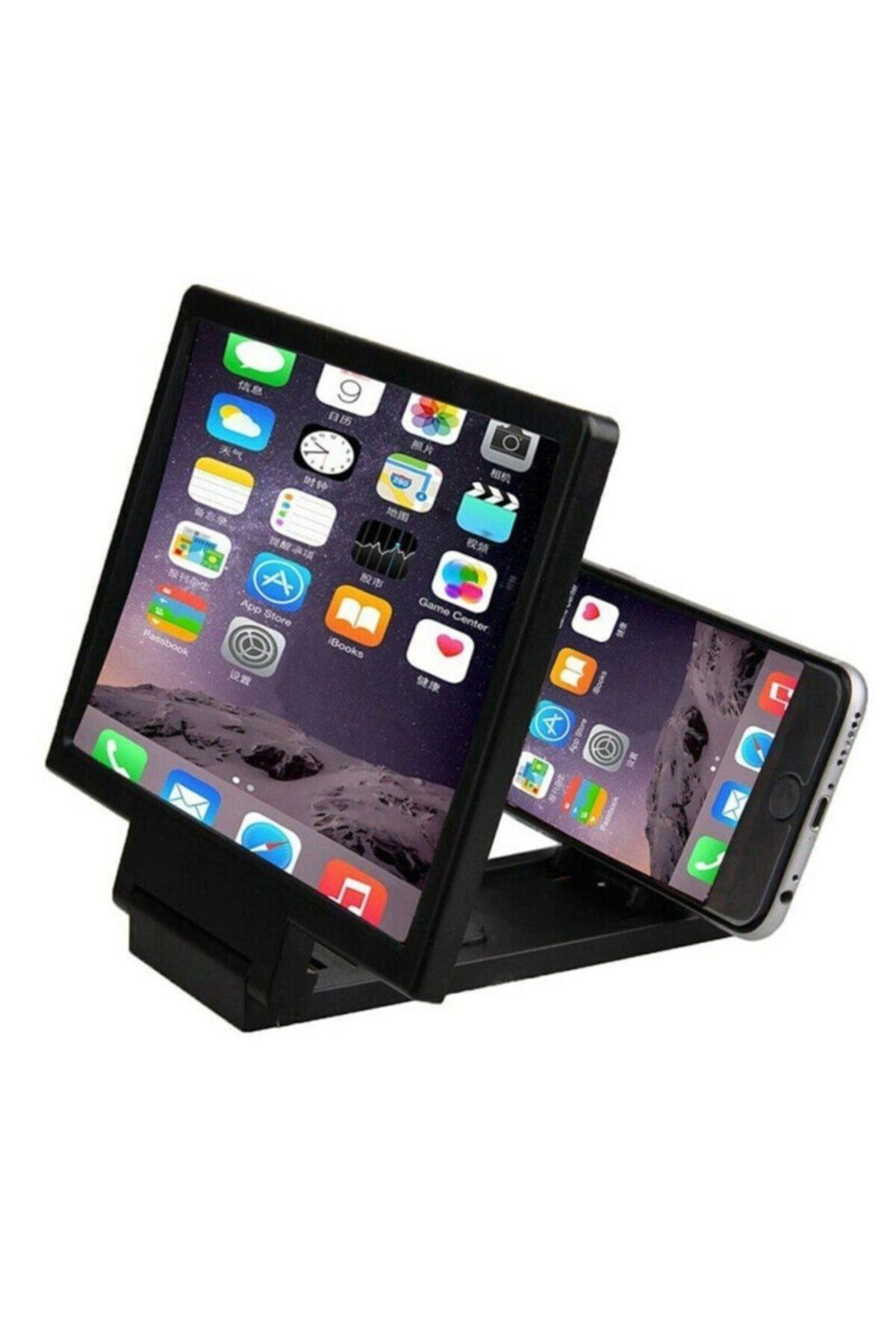 Toptrends Telefon Ekran Büyüteç Mercekli Stand Ekran Büyüteci Fiyatı,  Yorumları - TRENDYOL