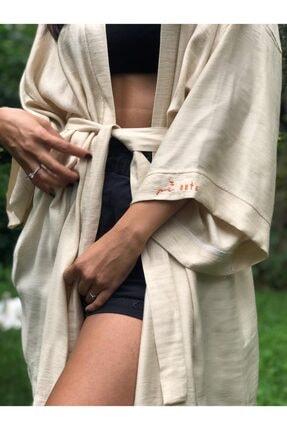 Pinuts Kimono Bej