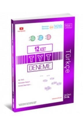 Üç Dört Beş Yayıncılık Üçdörtbeş Yayınları Tyt Türkçe 12 Deneme 2021 Model