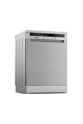 Arçelik 6344 I 4 Programlı Inox Bulaşık Makinesi