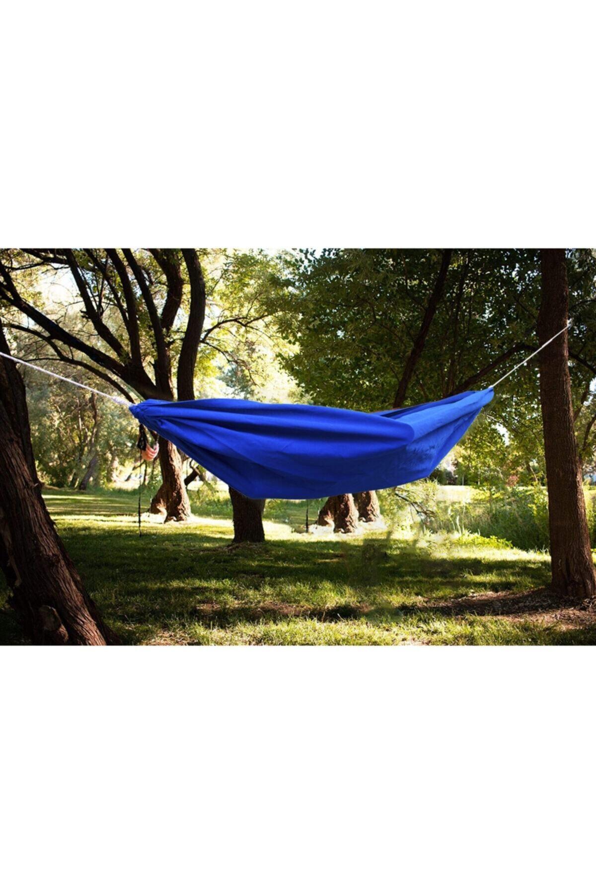 EARABUL Kamp Hamağı - File Çantalı Kamp Hamağı - Outdoor Hamak 1
