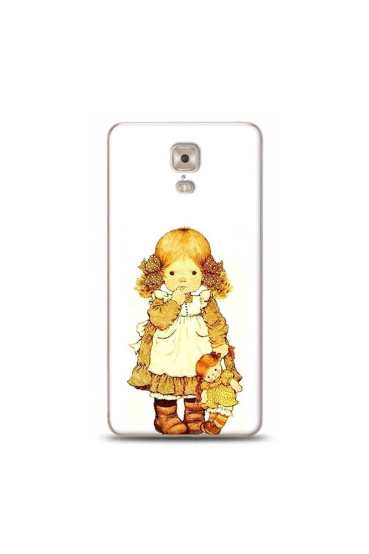 EXCLUSIVE Casper Via A1 Plus Bebekli Bebek Desenli Telefon Kılıfı 1