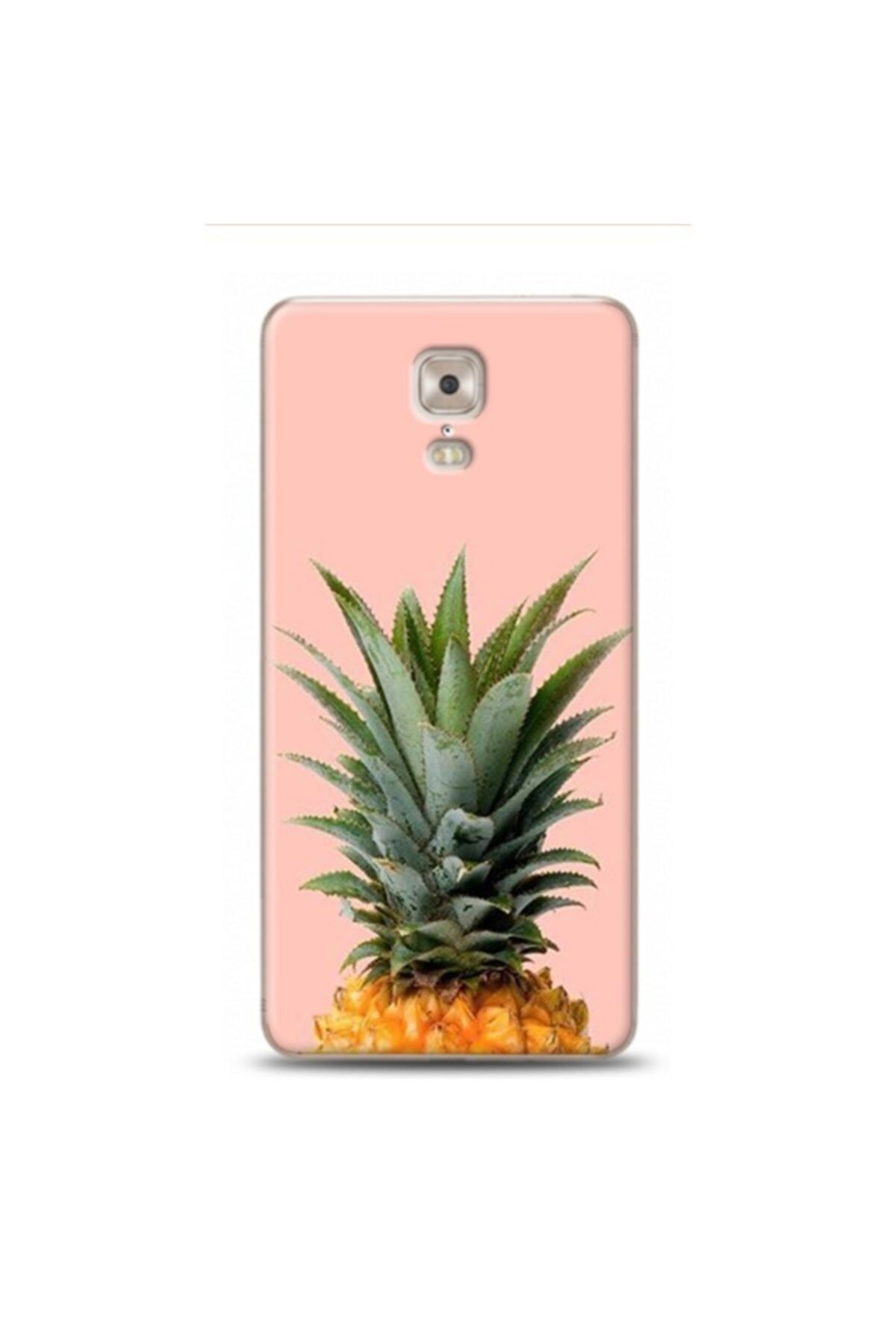 EXCLUSIVE Casper Via A1 Plus Ananas Design Desenli Telefon Kılıfı 1