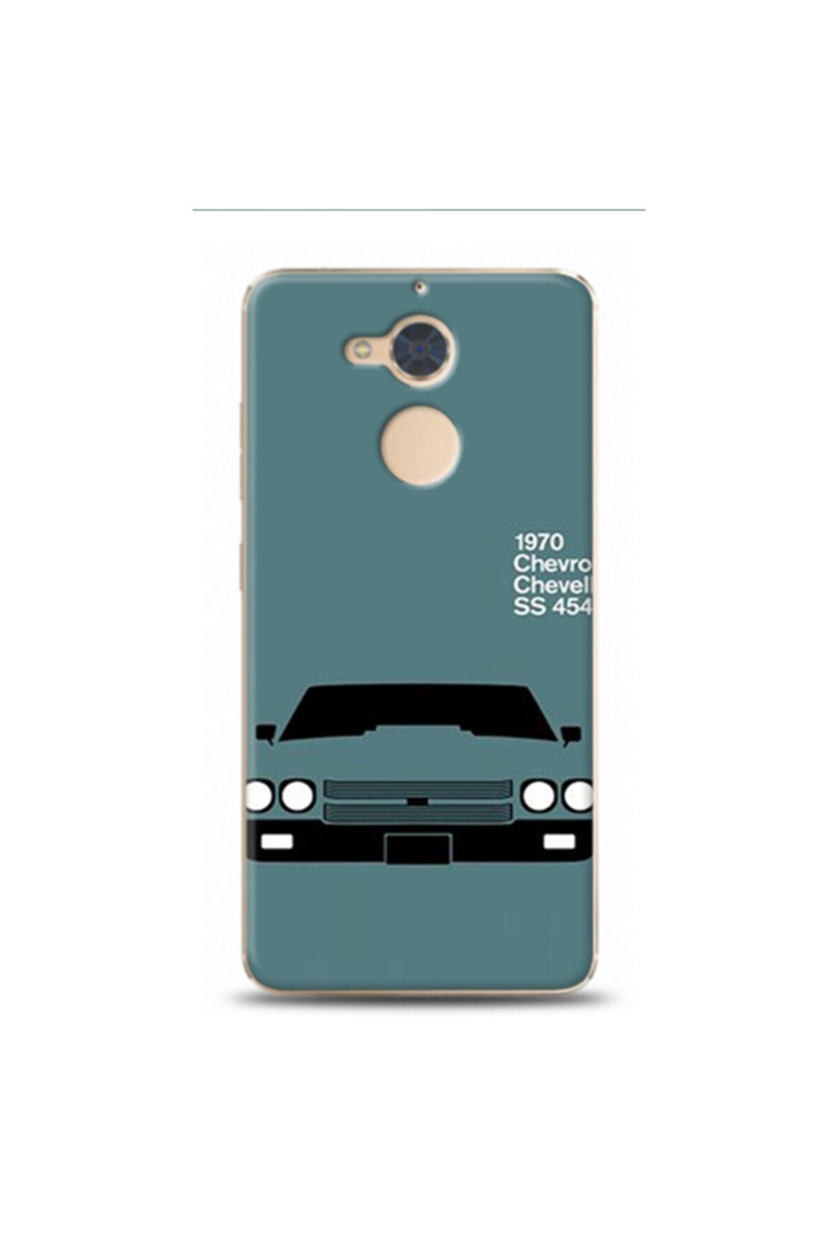 EXCLUSIVE Casper Via A1 Chevrolet Chevelle Ss 454 1970 Desenli Telefon Kılıfı 1