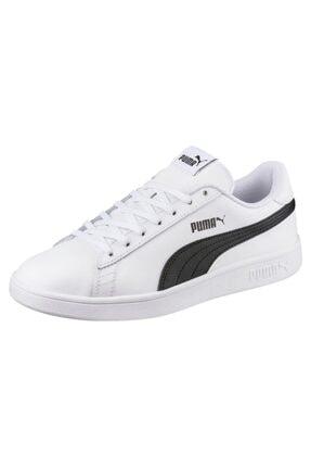 Puma Smash V2 Leather Erkek Günlük Spor Ayakkabı - 36521501