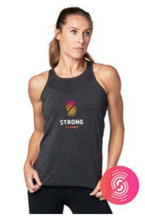 ZUMBA Strong By Seamless Tank