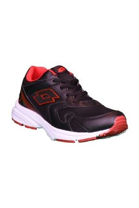 Lotto Koşu Ayakkabı - Bento - T1262 - Kırmızı-siyah