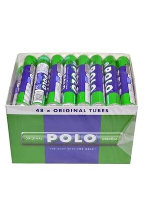 Nestle Polo Original Naneli Şeker 48 Adet