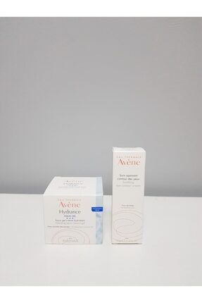 Avene Hydrance Aqua Gel 50ml+soın Apaisant Yeux 10ml