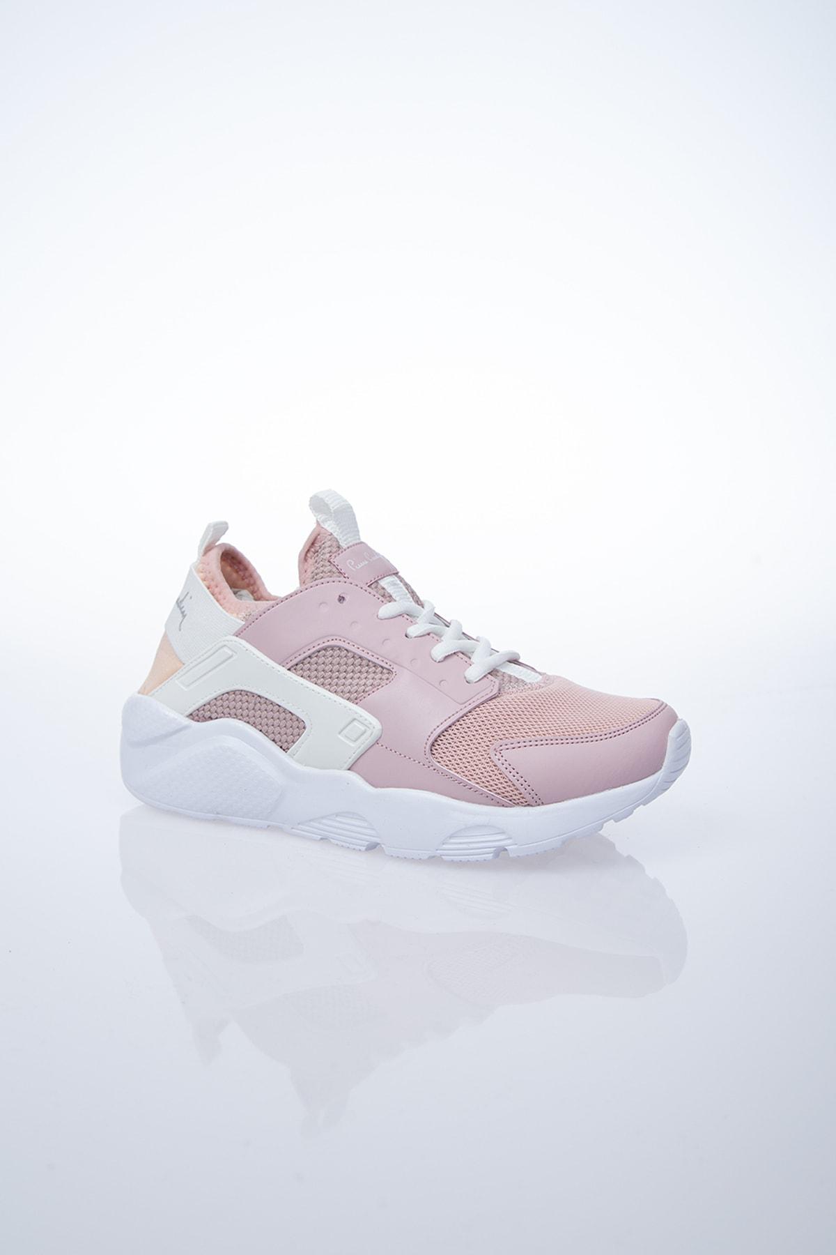 Pierre Cardin Kadın Günlük Spor Ayakkabı-pudra Pcs-10276 2
