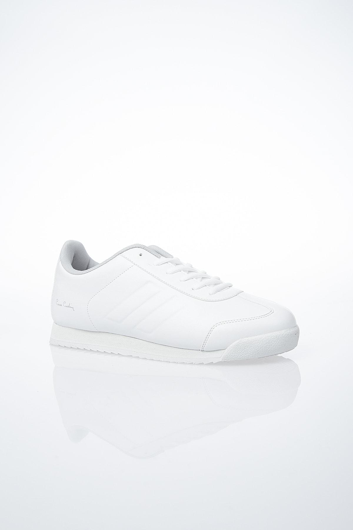 Pierre Cardin PC-30484 Beyaz Erkek Spor Ayakkabı 2