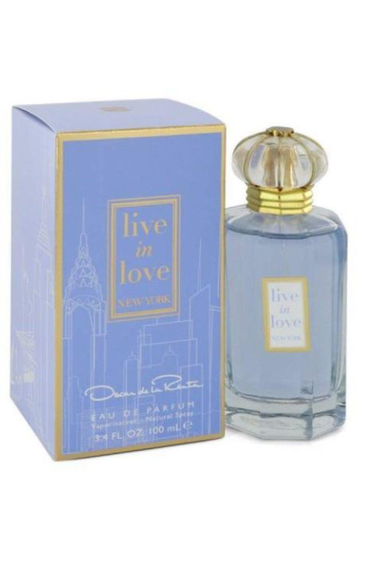Oscar De La Renta Live In Love New York Edp 100 Ml - Ith. Belge 1