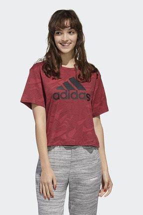 adidas Kadın Günlük T-shirt W E Aop T Ge1142