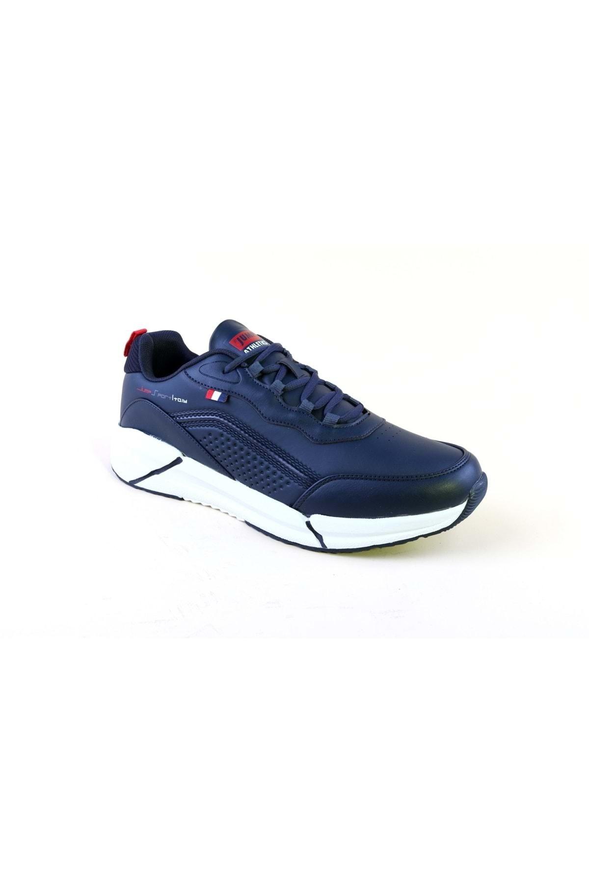 Jump Erkek Lacivert 25662 Spor Ayakkabı 47 2