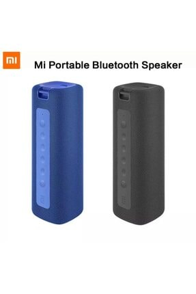 Xiaomi Mi Portable Bluetooth 5.0 Speaker Hoparlör (16w) Mavi