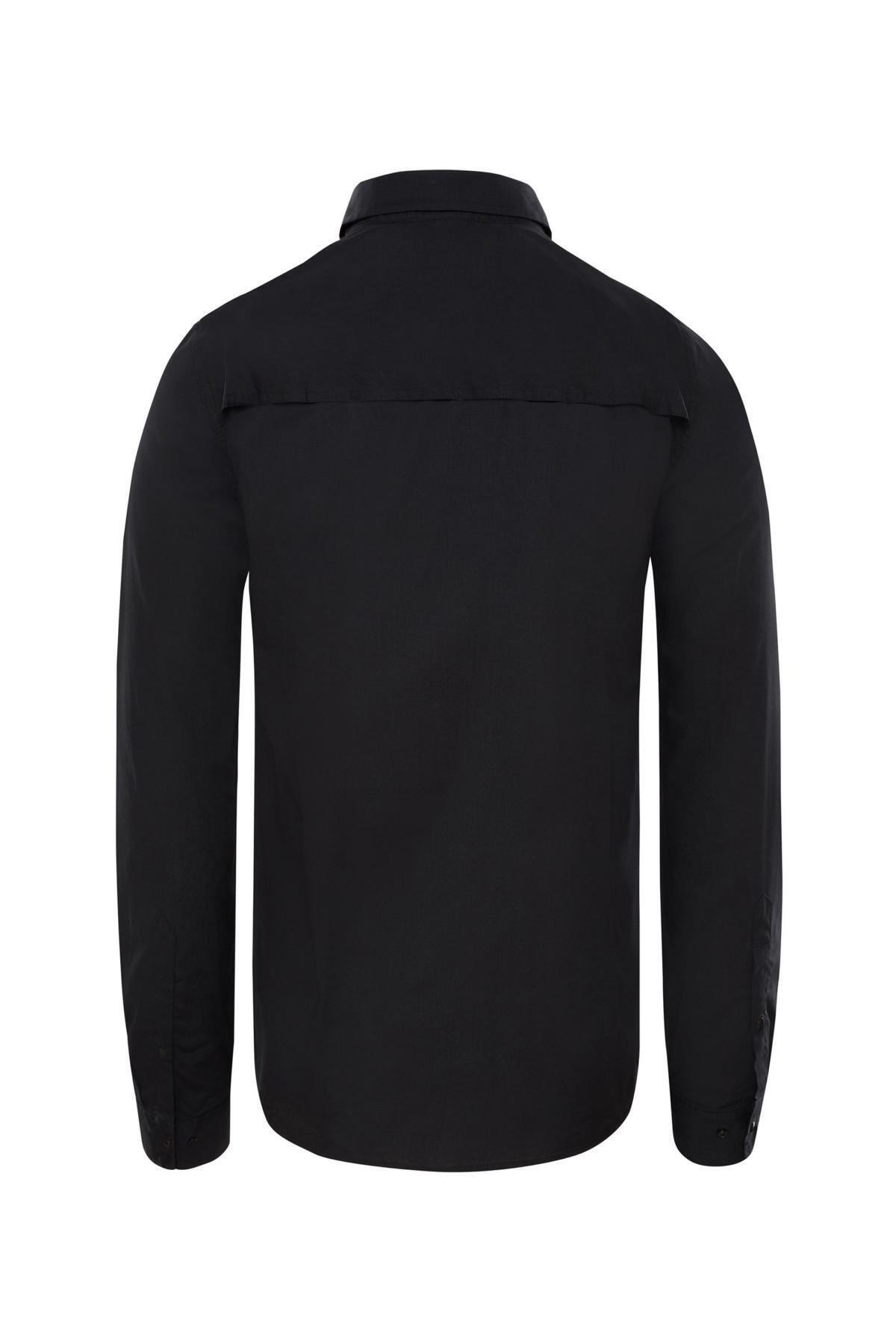 THE NORTH FACE Watkıns Erkek Gömlek Siyah 2