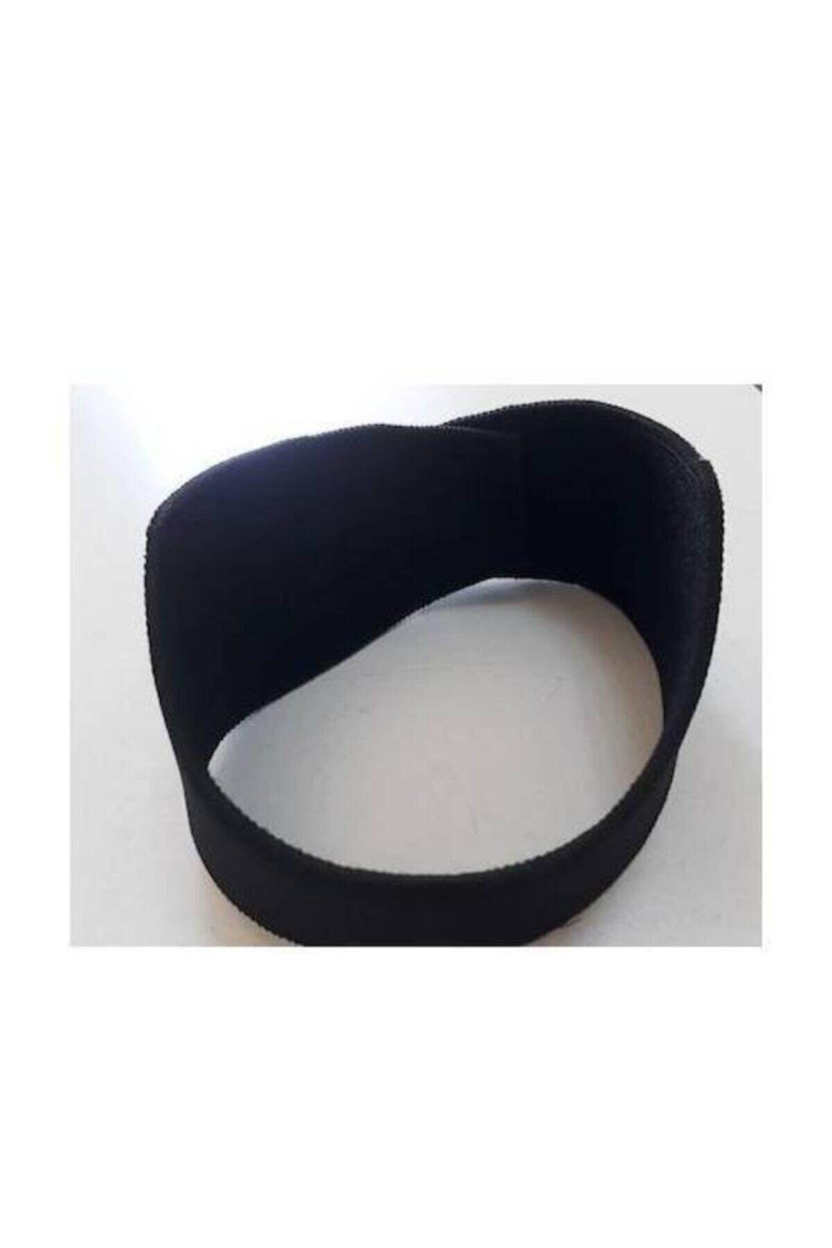 MEDİKAL Unisex Siyah Kepçe Kulak Bandı 2