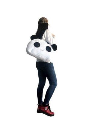 Bambi Panda Figürlü Çanta Wellsoft 45*30