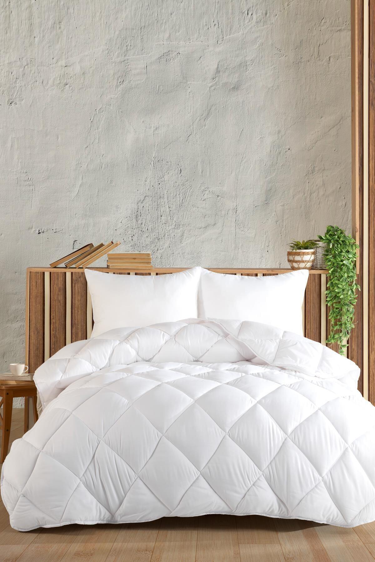 Marylebone Eco Series Çift Kişilik Silikon Yorgan Seti + 2 Yastık Hediyeli 1