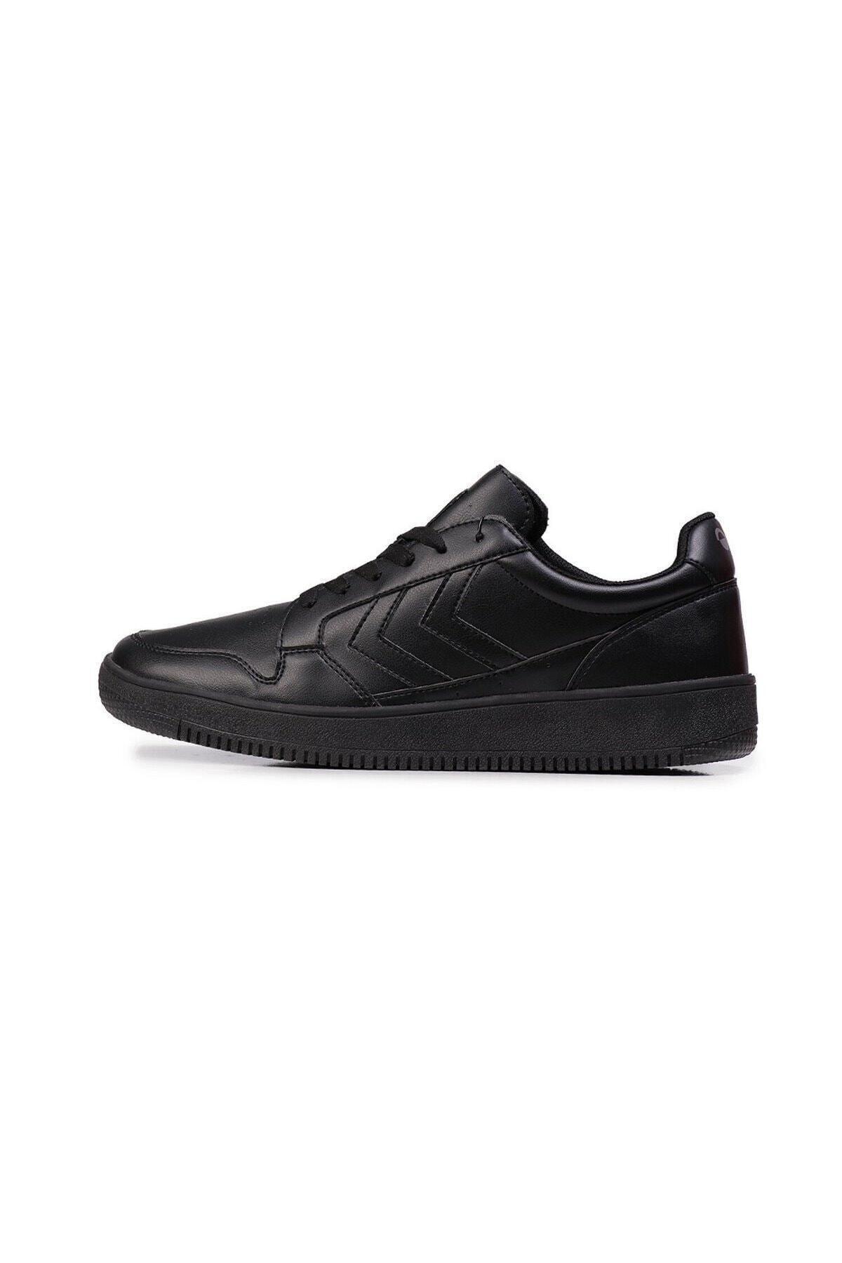 HUMMEL NIELSEN SNEAKER Siyah Erkek Sneaker Ayakkabı 100490263 1