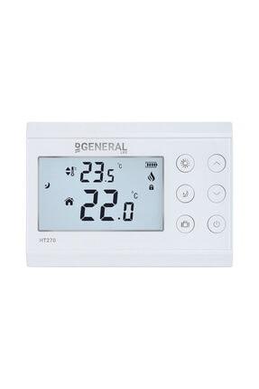 GENERAL Life Ht270 Mod Seçenekli Kablolu Dijital Oda Termostatı