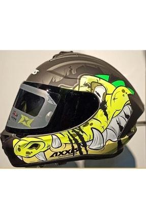 AXXIS Draken Trooper Mat - Fluor Yellow - S