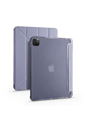 Apple Ipad Pro 11 Uyumlu Kalem Bölmeli Tablet Kılıfı Ince Korumalı