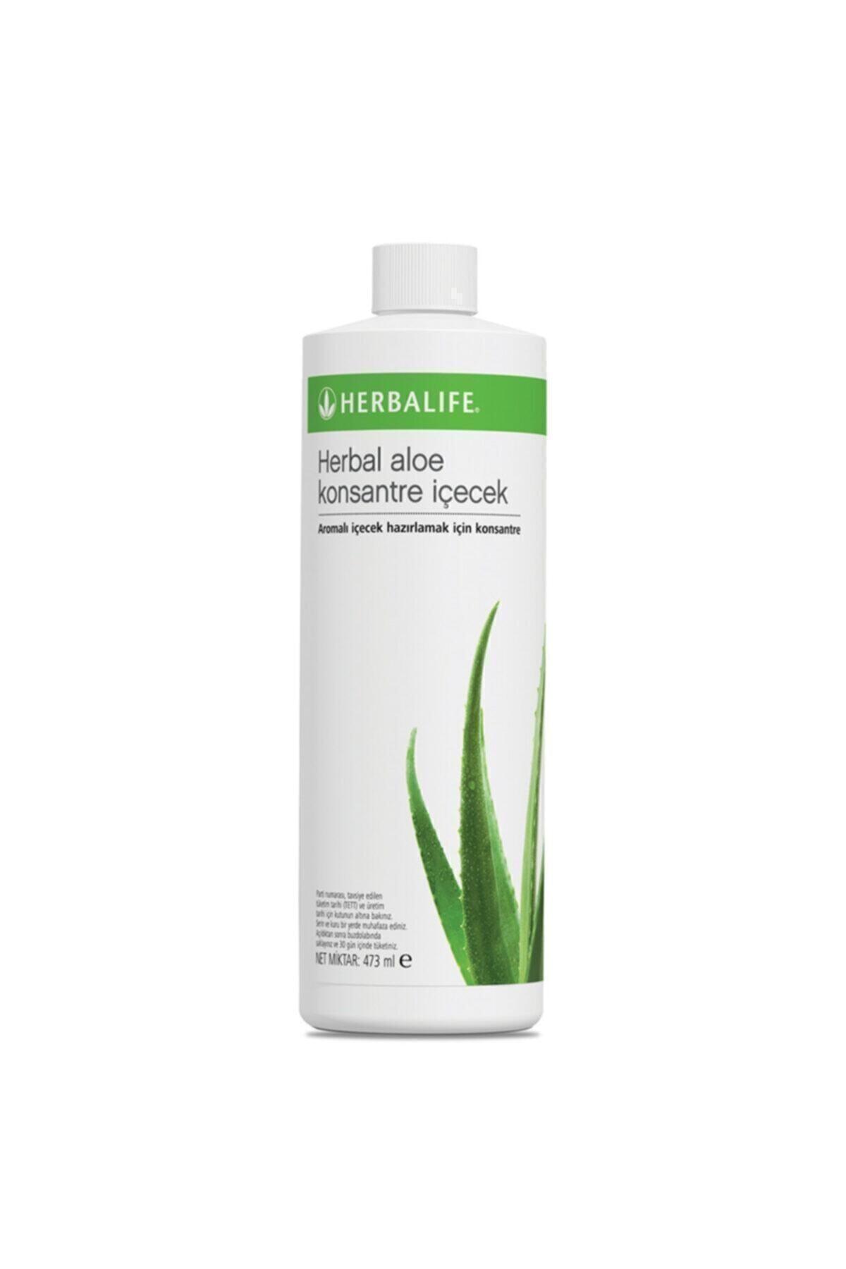Herbalife Herbal Aloe Konsantre Içecek 473ml 1