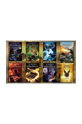 Yapı Kredi Yayınları Harry Potter Serisi 8 Kitap Tam Set